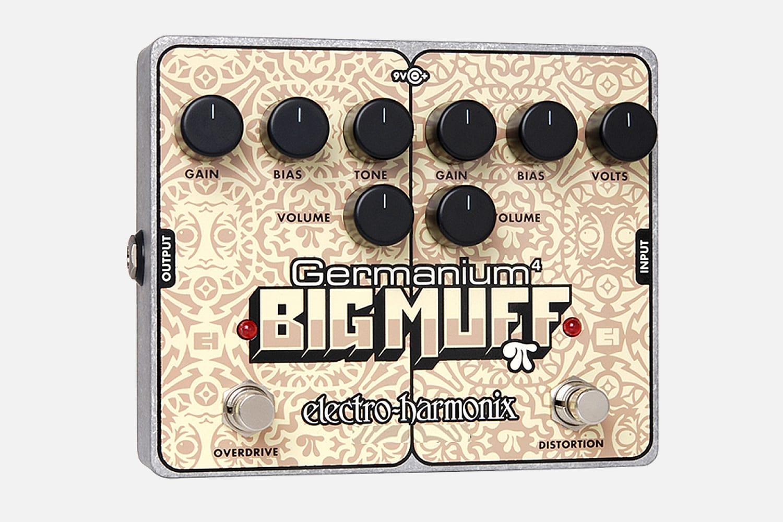 Germanium 4 Big Muff Pi