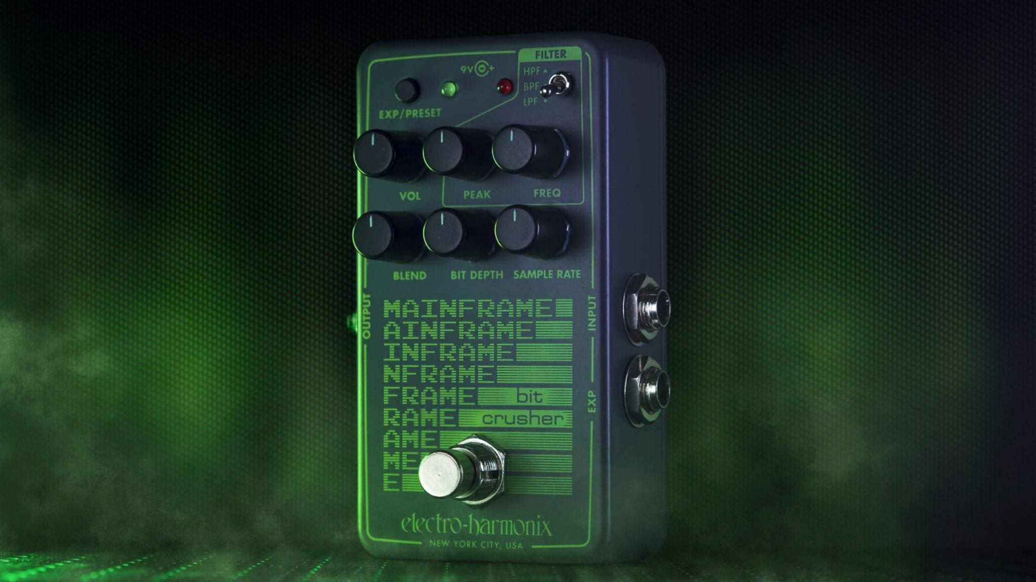 Electro-Harmonix Unveils The Mainframe