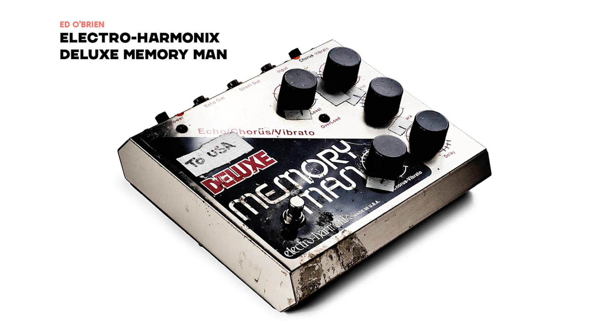 Deluxe Memory Man Live Interview with Ed O'Brien & Jim Jarmusch